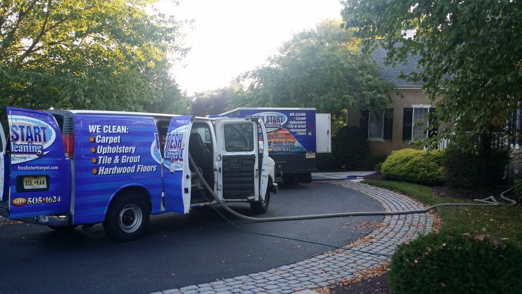 South Jersey's Leading Carpet Cleaning Company Fresh Start Carpet & Upholstery Cleaning